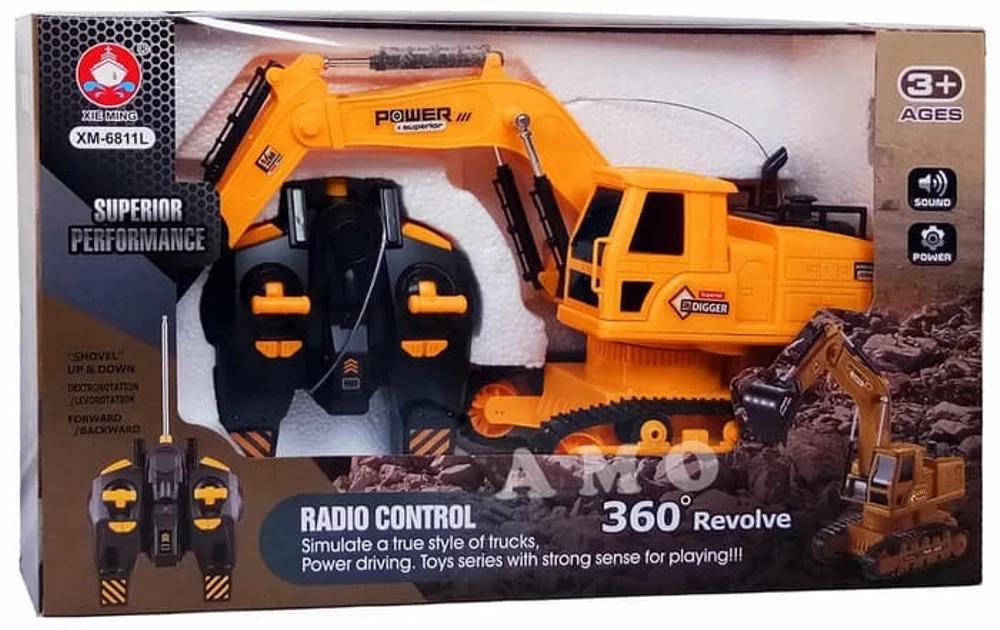 Tomindo Rc Excavator Crawler Flash 8035e Daftar Harga Terkini dan Source · RC EXCAVATOR HEAVY MACHINE DIGGER
