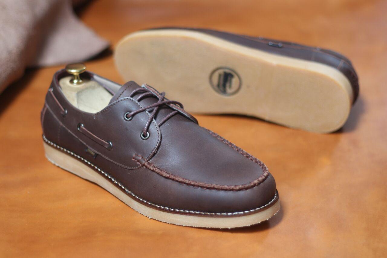 HOT ITEM Sepatu Boots Kulit Original sepatu zapato kulit asli sepatu kulit brodo - sepatu boots pendek kulit asli - sepatu kulit pria