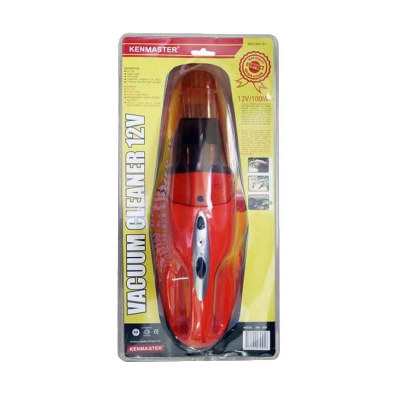 Vacuum Cleaner Mobil Vacum Kenmaster / Penyedot Debu Mobil 60watt 12 Volt Original By Cassie Store.