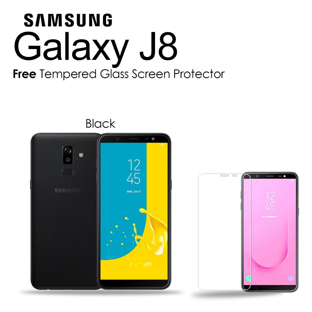 Buy Sell Cheapest Samsung Galaxy J8 Best Quality Product Deals J1 4gb Biru Free Tempered Glass