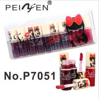 Mesh Betty Boop Liptint - LipTINT Pita Pnf Waterproof Natural Red - 1 pc thumbnail
