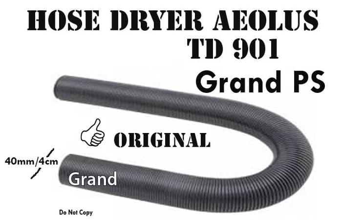 Harga Spesial!! Selang Blower U002F Pet Dryer Grooming Aeolus Td-901 40Mm Anjing Kucing - ready stock