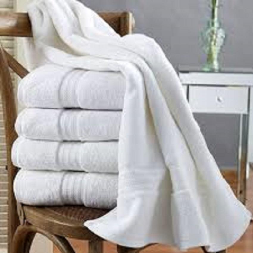 Handuk Hotel Mutia 70 X 140 Cm Putih Gramasi 380 Gsm Bath Towel Premium Tebal Putih Polos By Ubay Shop11.