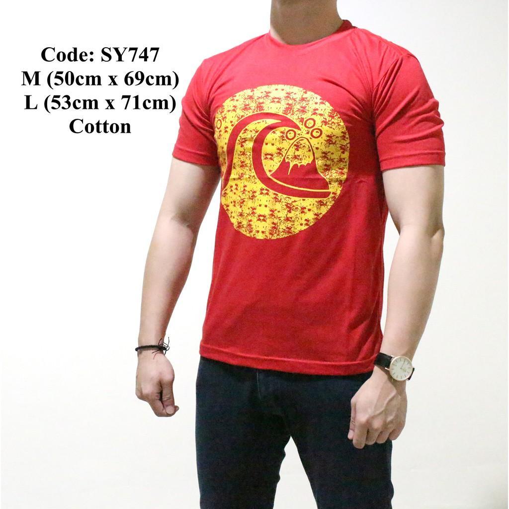 Promo Baju Kaos-Tshirt Code SY747
