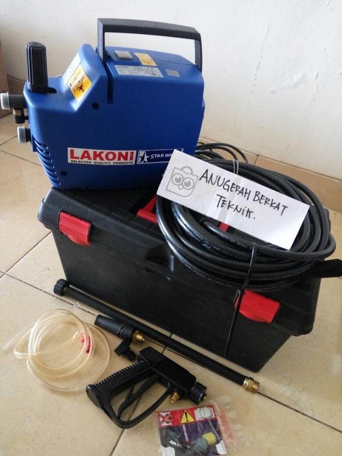 Promo   Lakoni Starwash mesin cuci AC jet cleaner steam stim   Original