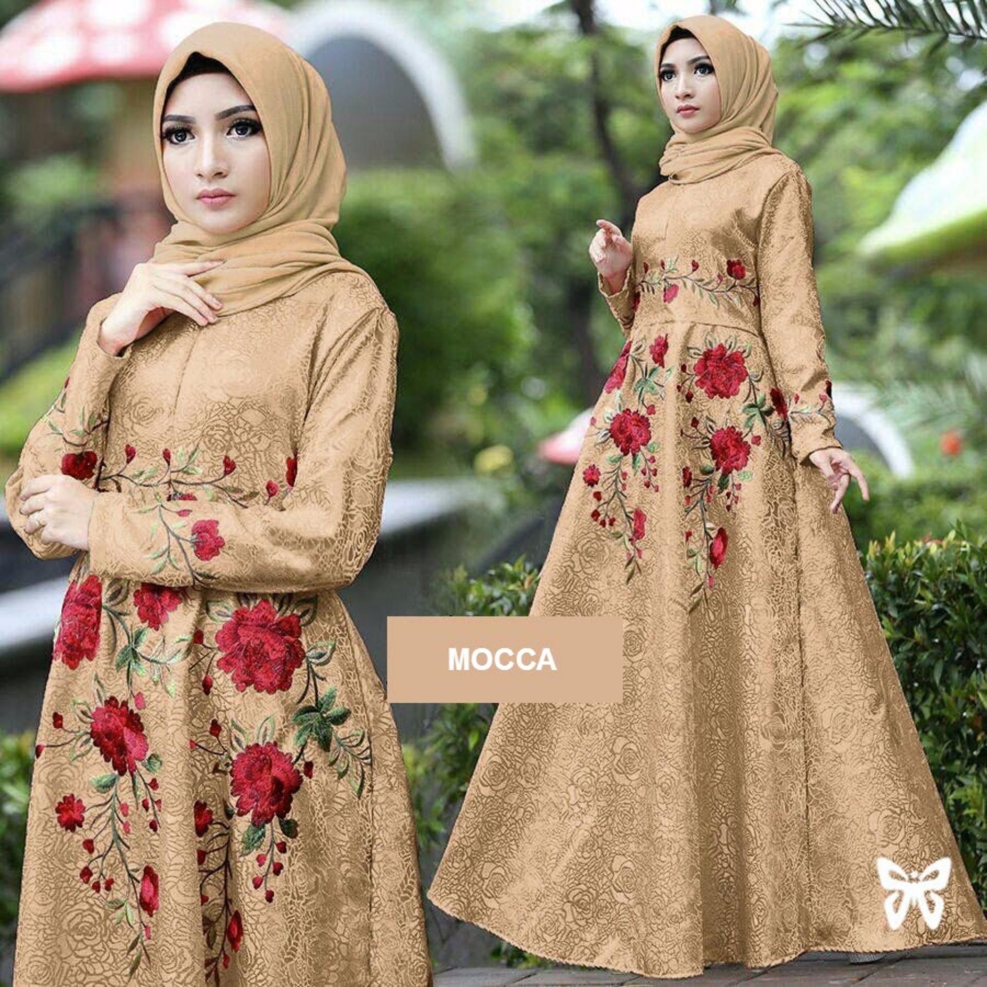 1e7e80904c879f43394092c43e598c2f 10 List Harga Gaun Muslim Tuk Pesta Terbaru saat ini