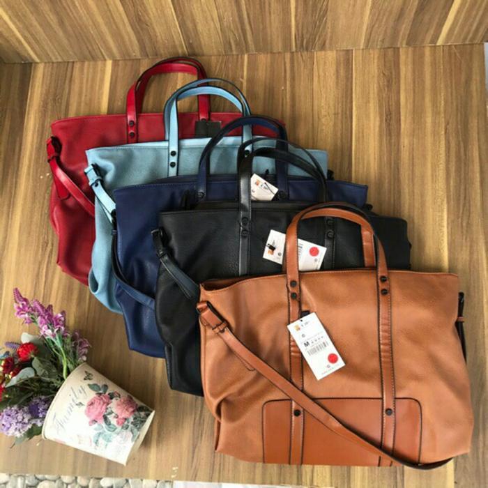 Tas Wanita Handbag Murah Zara basic Original Tas Batam