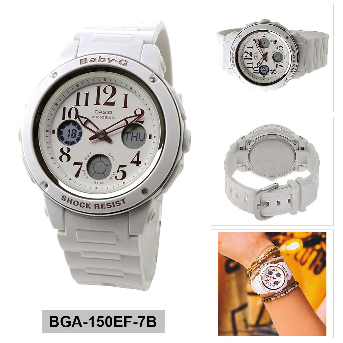 Buy Sell Cheapest Casio Aw591 G Best Quality Product Deals Baby Bga 150ef 7b Putih Resin Case Strap Ladies Nwt Garansi