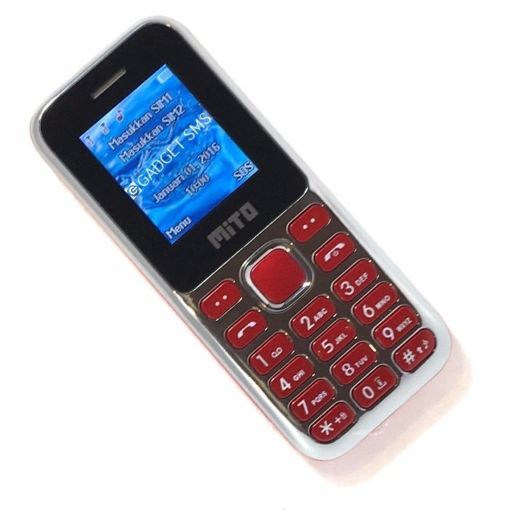 Mito 131 Candybar Dual SIM GSM