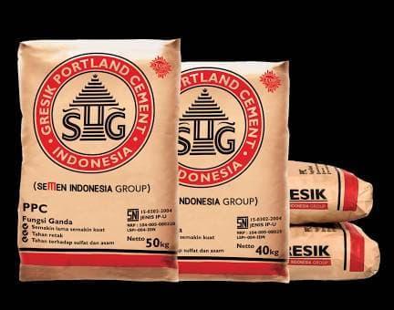 Hemat 15%!! Semen Gresik 50 Kg ( 1 Do = 180 Sak ) - ready stock