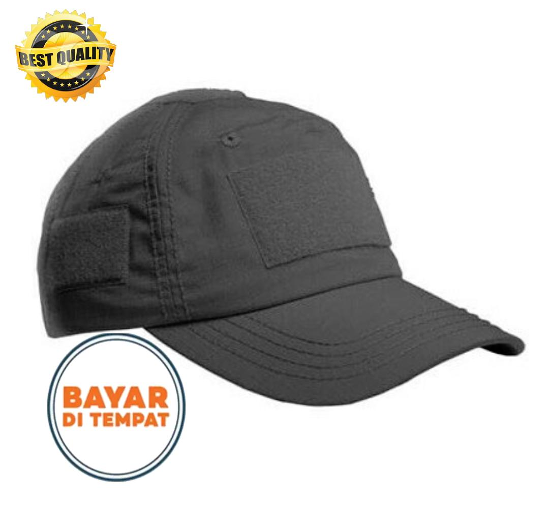 Topi Murah Pria Polos Simple Army   Military Rifstok Best Seller New Edition df83961179