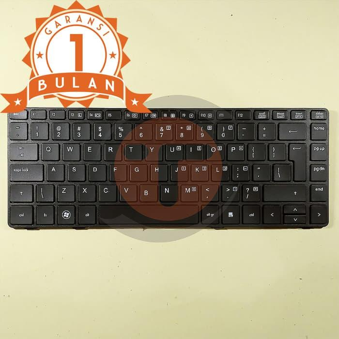 Harga Spesial!! Keyboard Hp Elitebook 8460P 8460W Probook 6460B 6465B - Black - ready stock