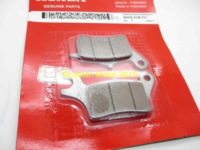 PROMO Kampas Rem Depan/Dispad Beat New/Vario CBS/Vario Fi 125 Original Honda TERBARU