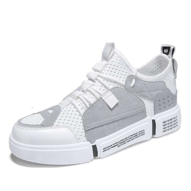 Musim dingin di bernapas untuk sepatu pria Gaya Korea Berlari sepatu olahraga Dinasti sepatu pria OLdPAPA Sepatu Pria casual sepatu trendi