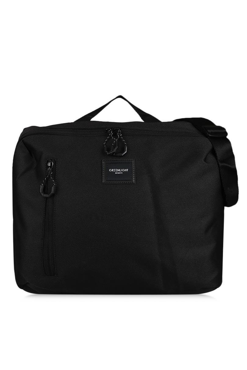 Greenlight Men Bags Crossbody Bags Black Shoulder Bag