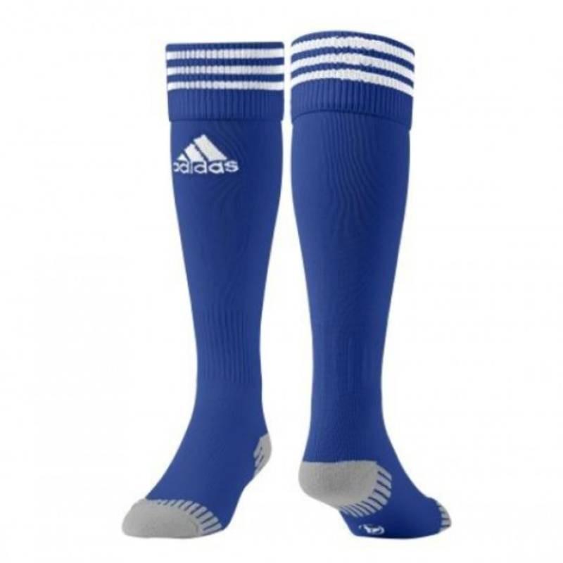Adidas Kaos kaki bola Adisock 12  size 40 sd 42- X20991 - biru