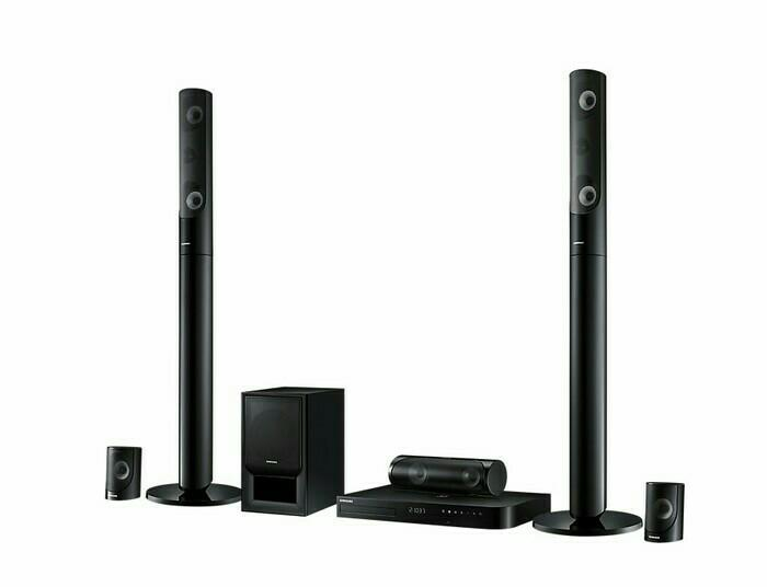 Referensi HOME THEATER SAMSUNG Blue Ray Smart bisa Karaoke - HW-J 5530 K speaker aktif / speaker laptop / speaker super bass