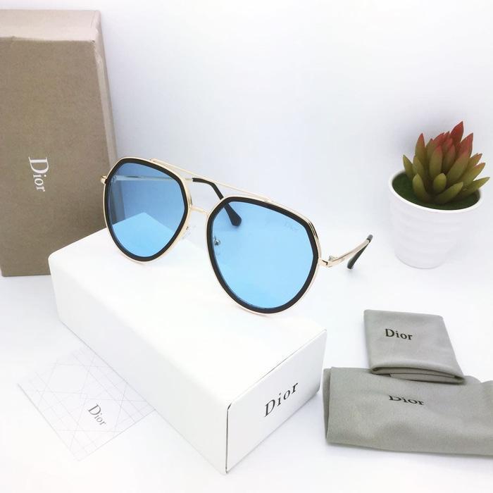 Kacamata / Sunglass Wanita Dior SR-8810 Fullset + Cairan Pembersih