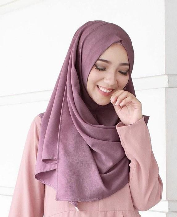 GROSIR TERMURAH Pasmina Jilbab Instan Sala