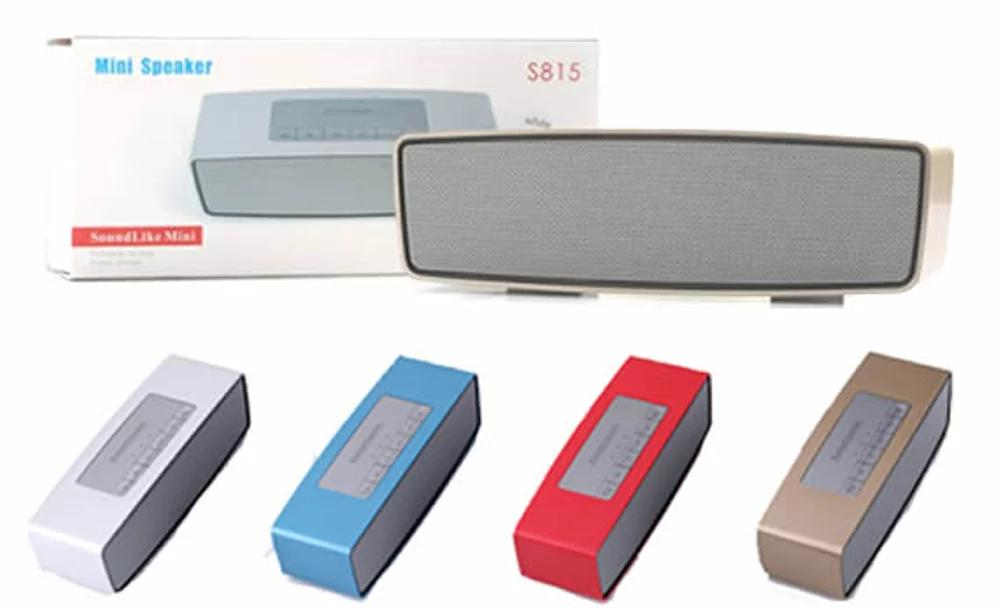Bluetooth Speaker BOSE S815 Portable Wireless Sound System 3D Stereo
