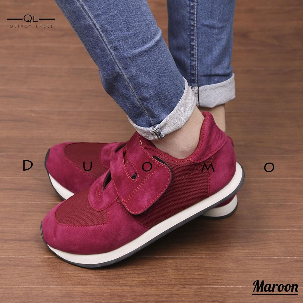 Sepatu Wanita Joey Sneakers Indonesia 295fd48a37