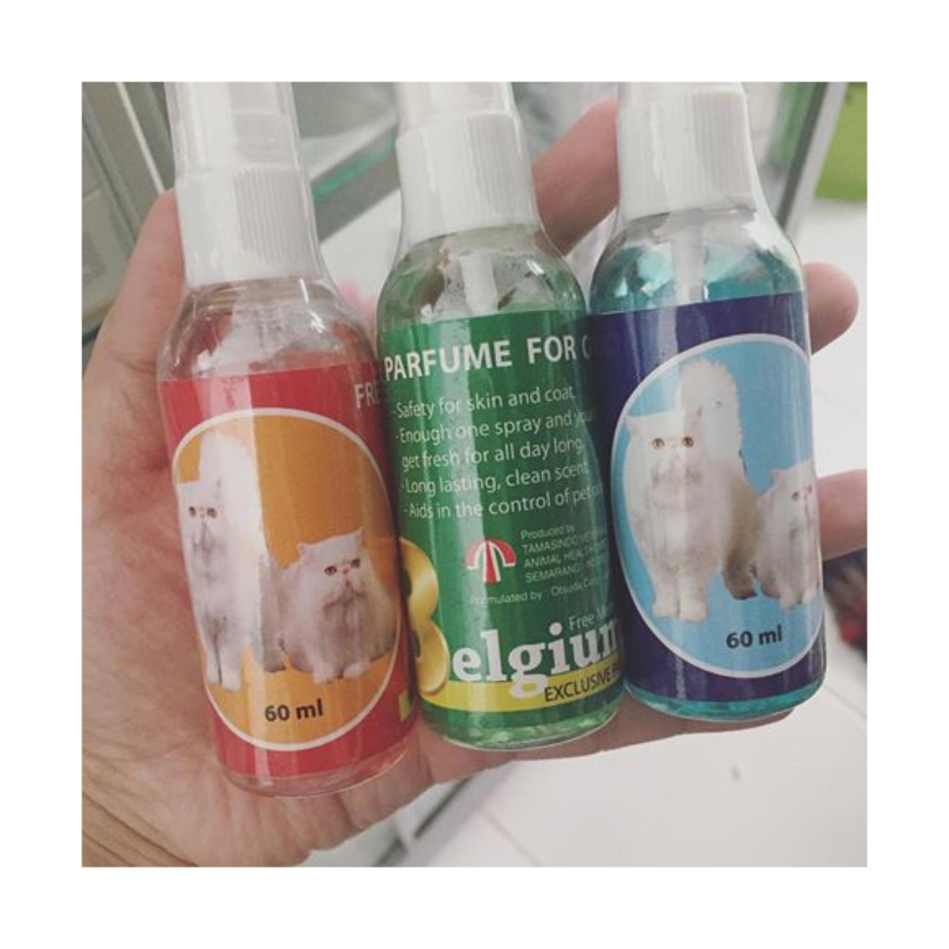 Parfum Minyak Wangi Kucing Anjing