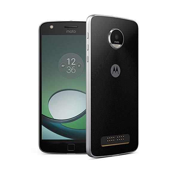 Motorola Moto Z Play 3/32 Garansi Resmi -Black