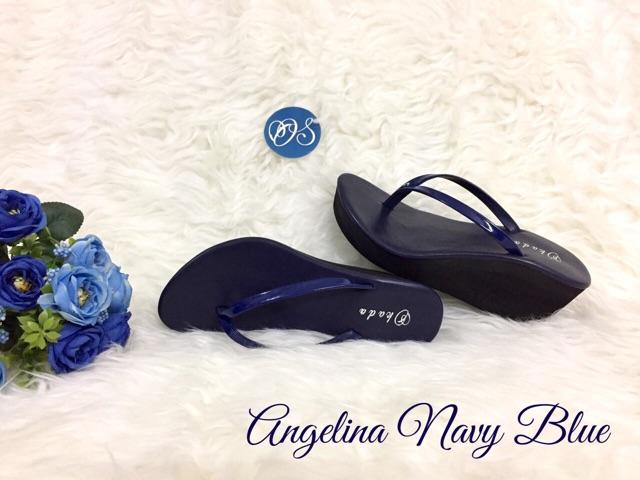 Wedges Wanita - New Angelina Rebound by Okada