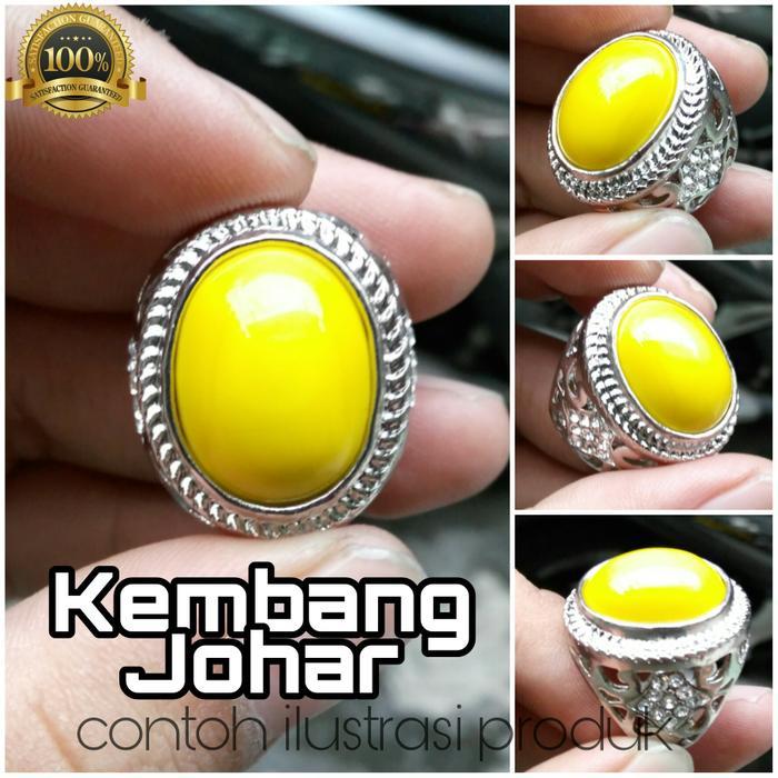 ORIGINAL!!! Cincin Kembang Johar Cirebon