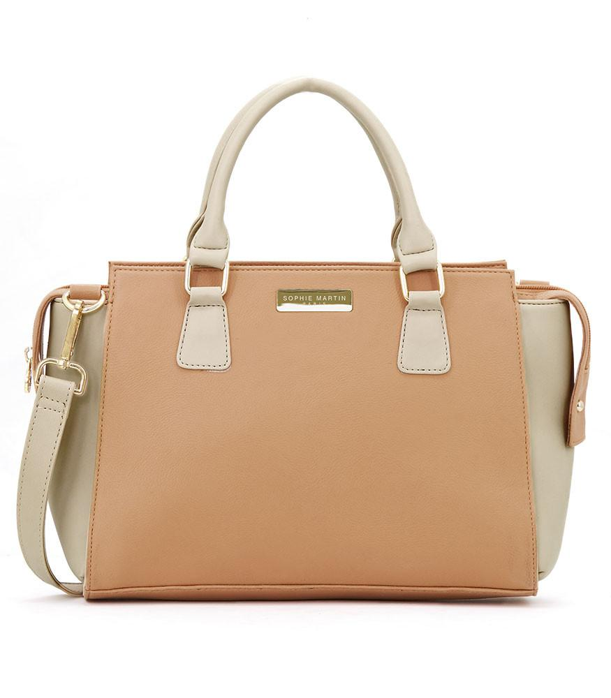 Sophie Paris Sophie Martin Tas Terbaru Selempang Wanita Import Murah  Branded Seguirci Bag T4415C6 - Cream 3fcf22ecae