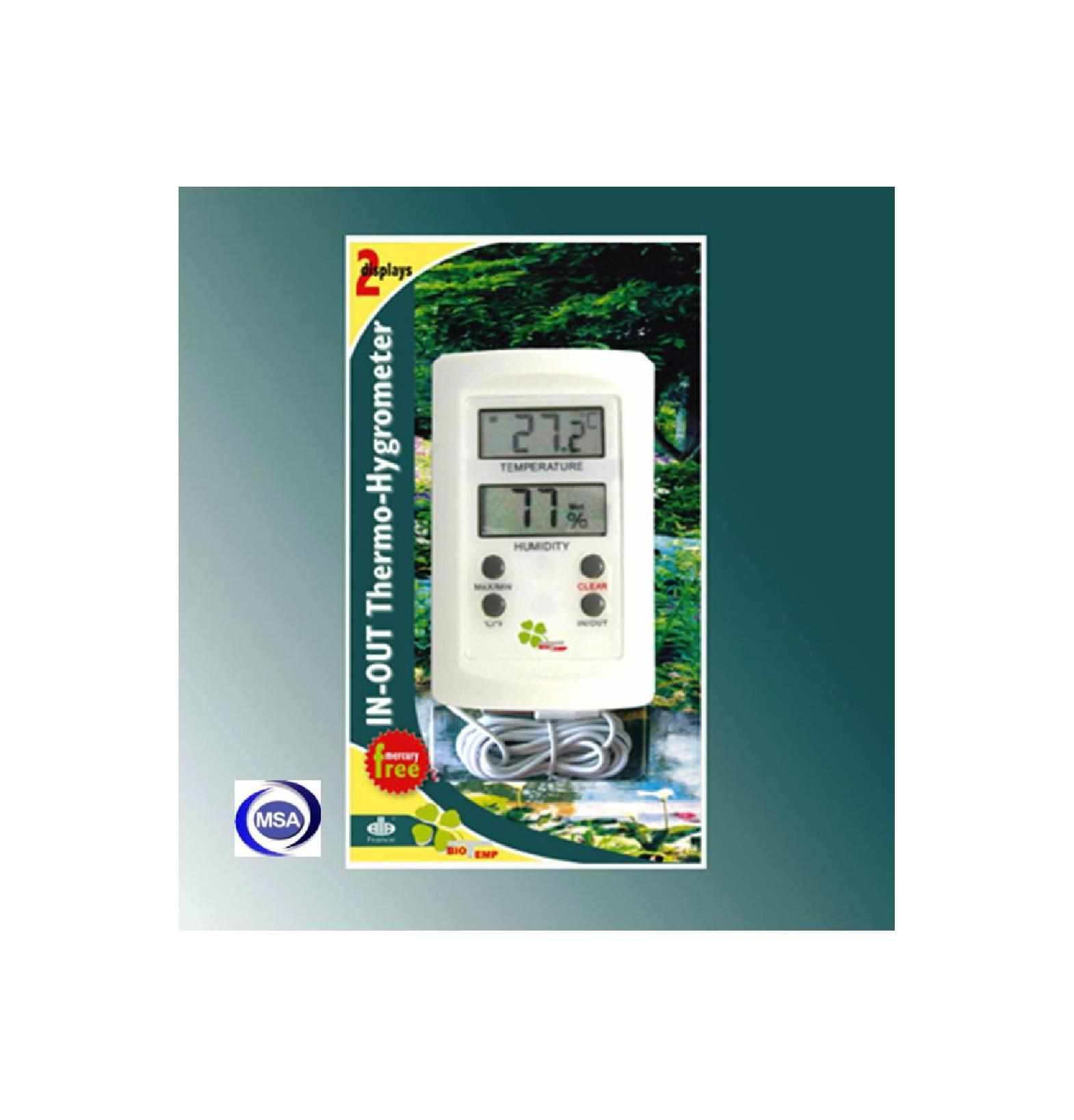 Buy Sell Cheapest Digital Thermohygrometer Best Quality Product Thermometer Hygrometer Htc 1 Ruangan Lcd Alla France