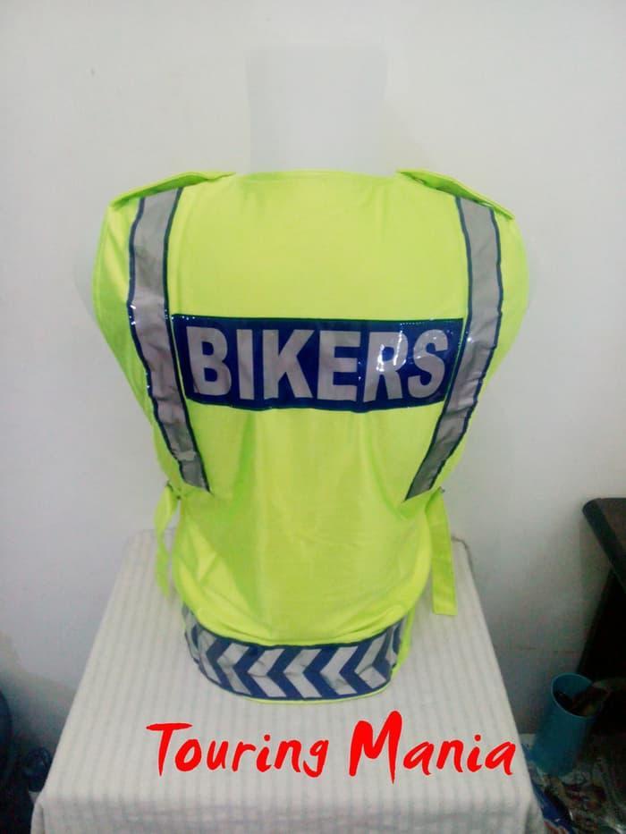 Rompi Jaring STABILO Scotlite BIKERS safety Leader Touring Murah bagus