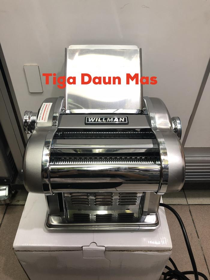 Mesin Giling Mie Listrik Electric noodle Maker Stainless