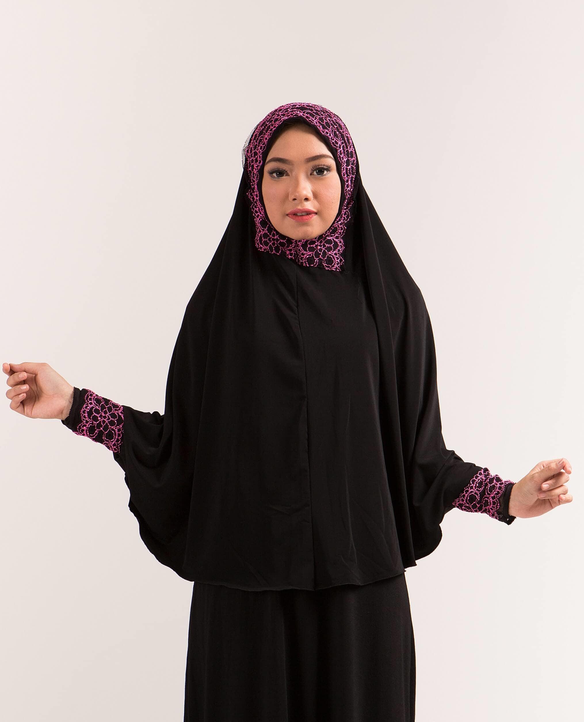 Rp 193.000. Kerudung Jilbab Hijab Instan Bergo ...