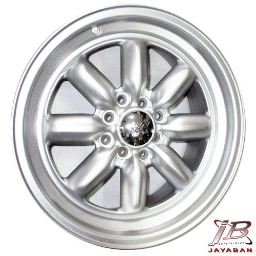 Velg racing ring 16 inch Rep.Watanabe Compe mobil PCD 4x100 / 4x114.3 / H8