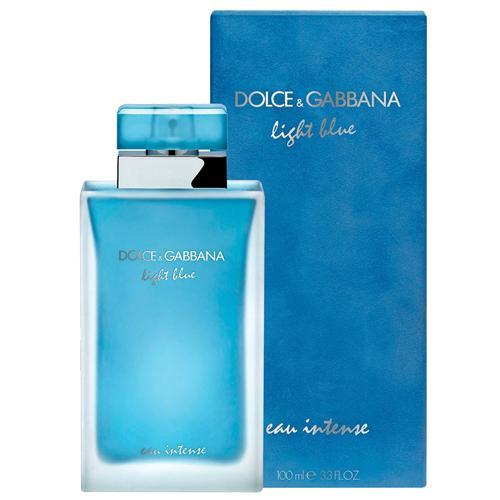 Dolce & Gabbana Light Blue Eau Intense Women 100ml
