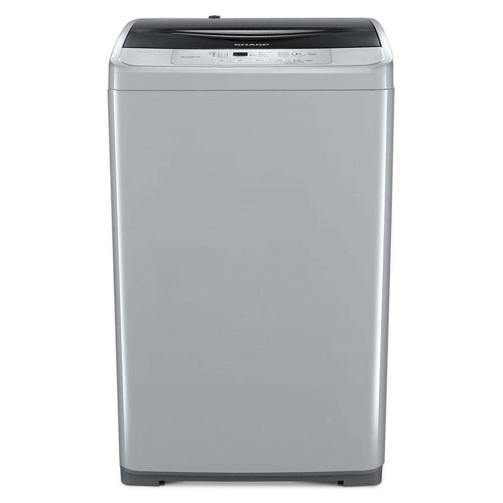 Jual Mesin Cuci Terbaru Sanyo Washing Machine Sw755xt Smart Beauty 7 Kg Sharp Full Auto Basic Series Top Loading 75 Model Es