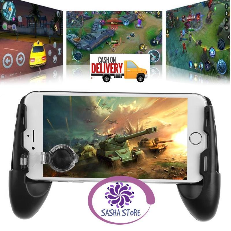 SS Gamepad Handle / Joystick Holder Mobile Legend / Gamepad Holder for Mobile / Gamepad Universal