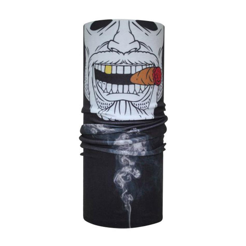 CK Bandana Buff Multifungsi Smoker - 1802006