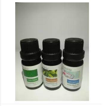 Aiueo Humidifier Essential Aromatherapy Oil 3 in 1 - Paket Meditation