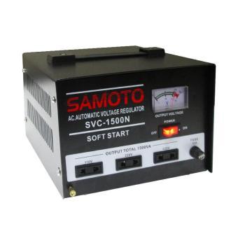 Pencari Harga Stabilizer Original – Single Phase 1500 VA Garansi Resmi 1 (Satu) Tahun terbaik murah - Hanya Rp436.810