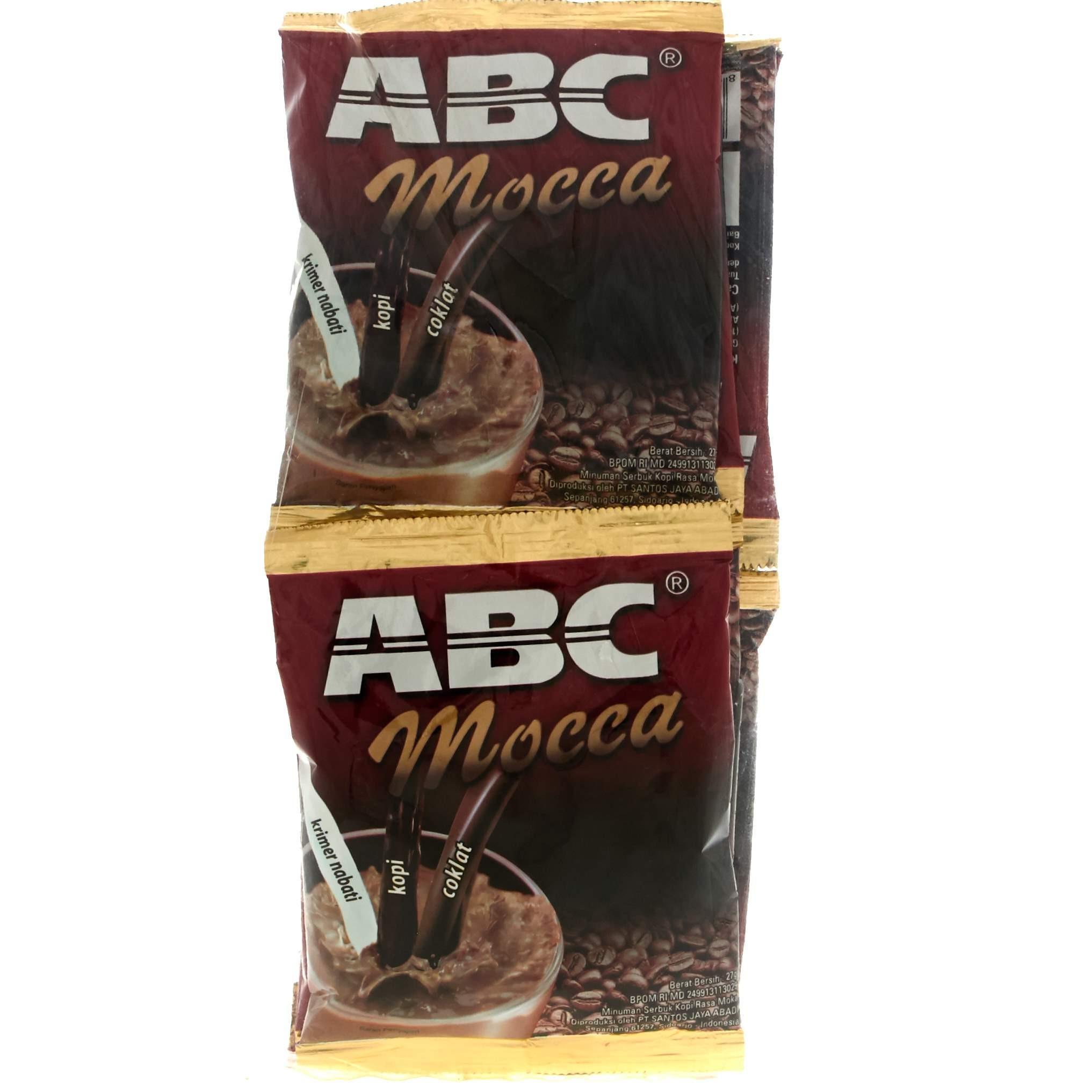 Kopi Biji Bubuk Arabika Super Koffie Warung Tinggi Premium Coffee 1 Kg Instan Mocca 10 X 27g