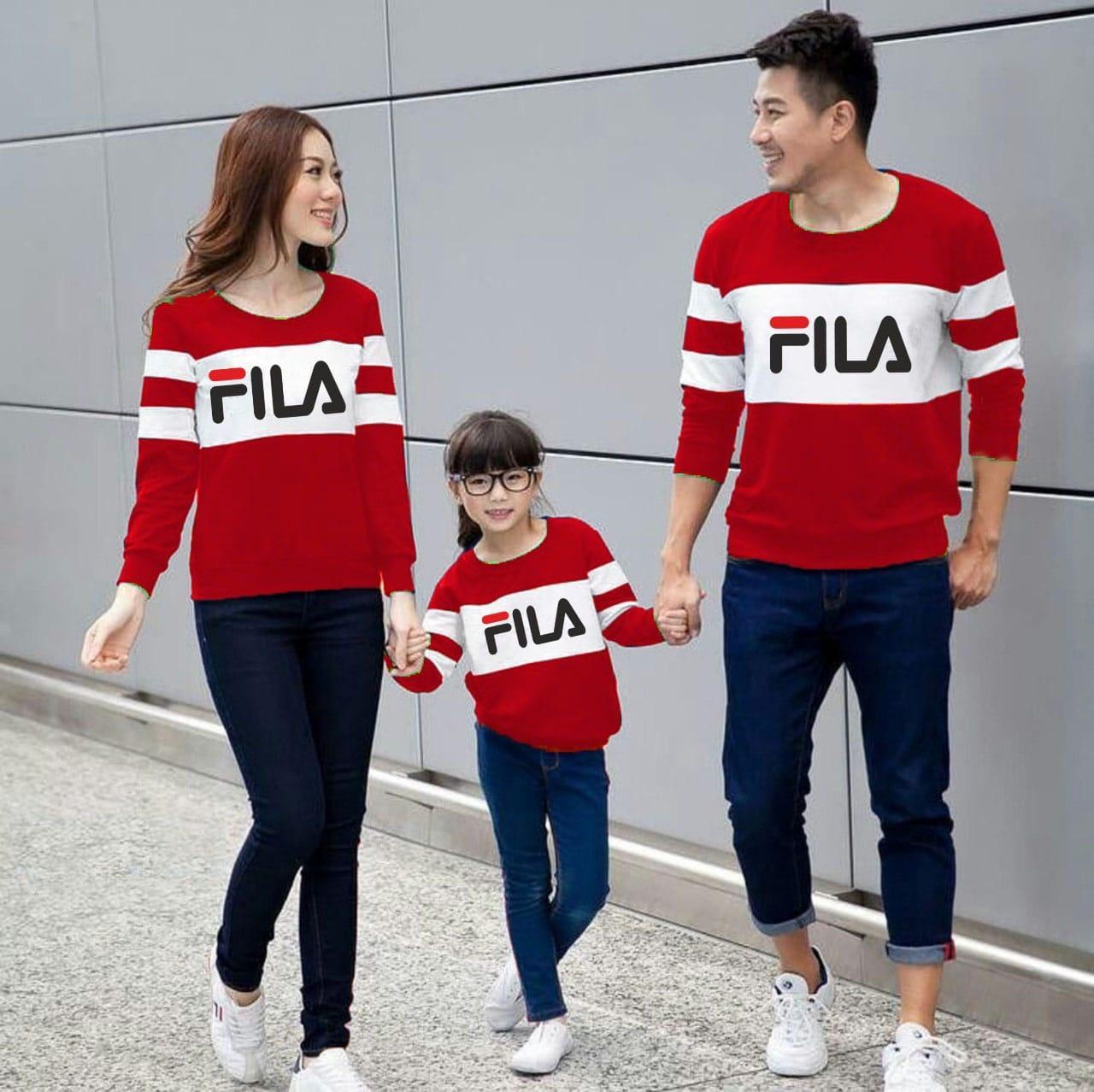 Milea Secret's - Sweater Family FILA - Sweater Family
