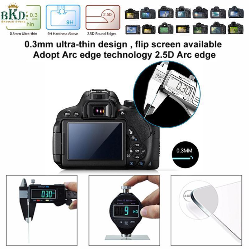 Bkodak Toko Canon 650D/70D/700D 67*45 Mm 9 H Transparan Puluz SLR Film Kamera
