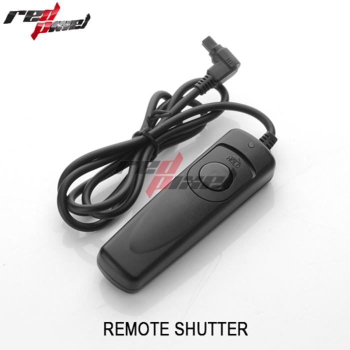 WIRED REMOTE SHUTTER FOR CANON RS-80N3