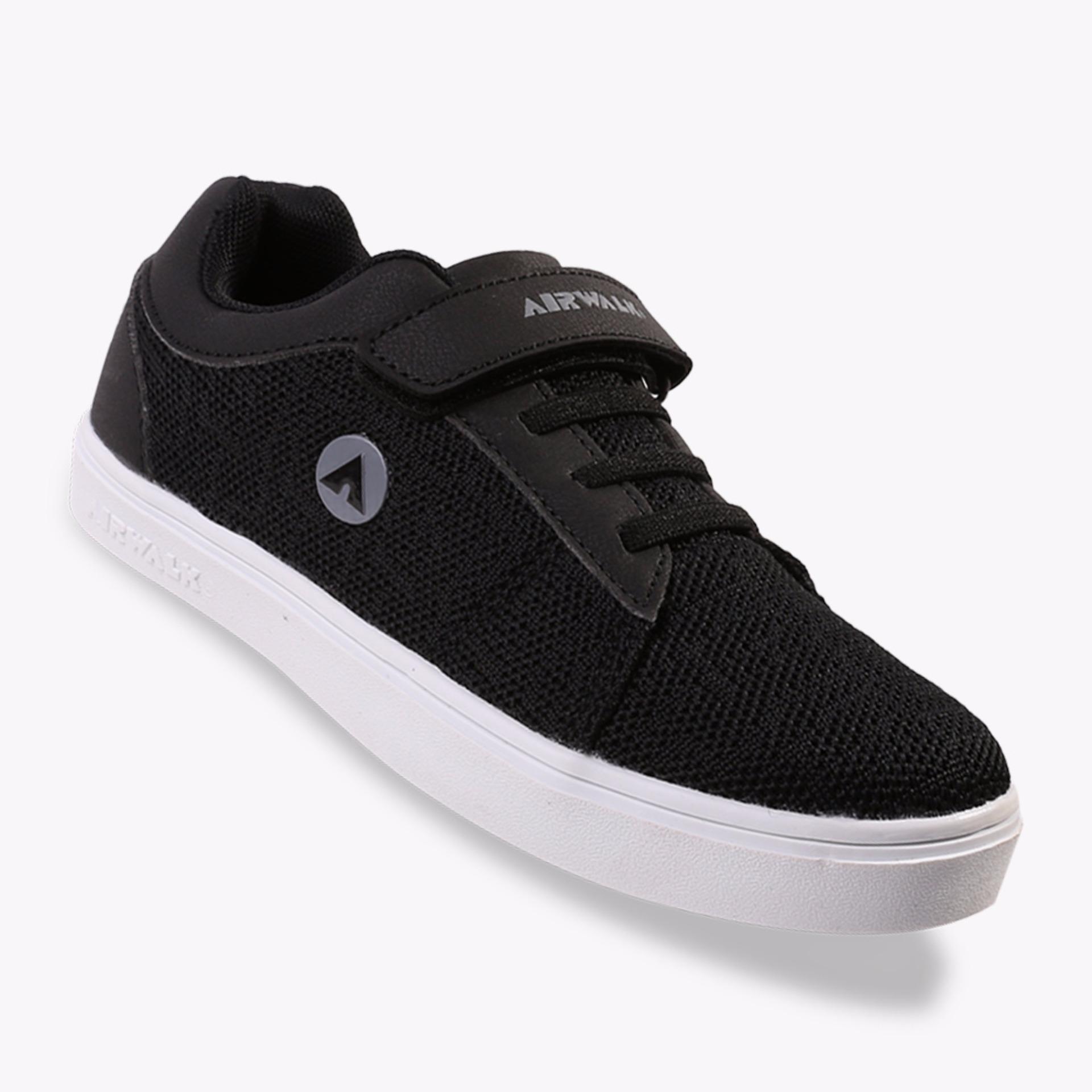 Airwalk Jordy Boys Sneakers Shoes - Hitam