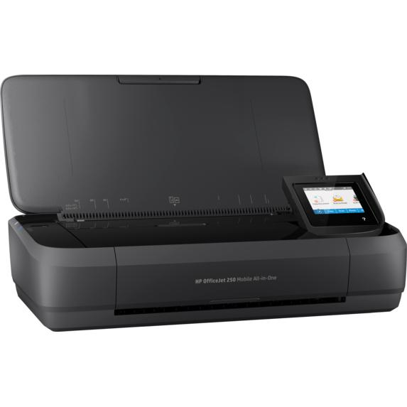 Printer HP OfficeJet 250 Mobile All-in-One wifi portable HP wireless