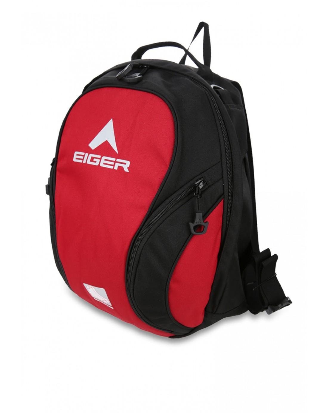 Eiger Sepatu Boot Shoes Bag Tas Backpack - Red