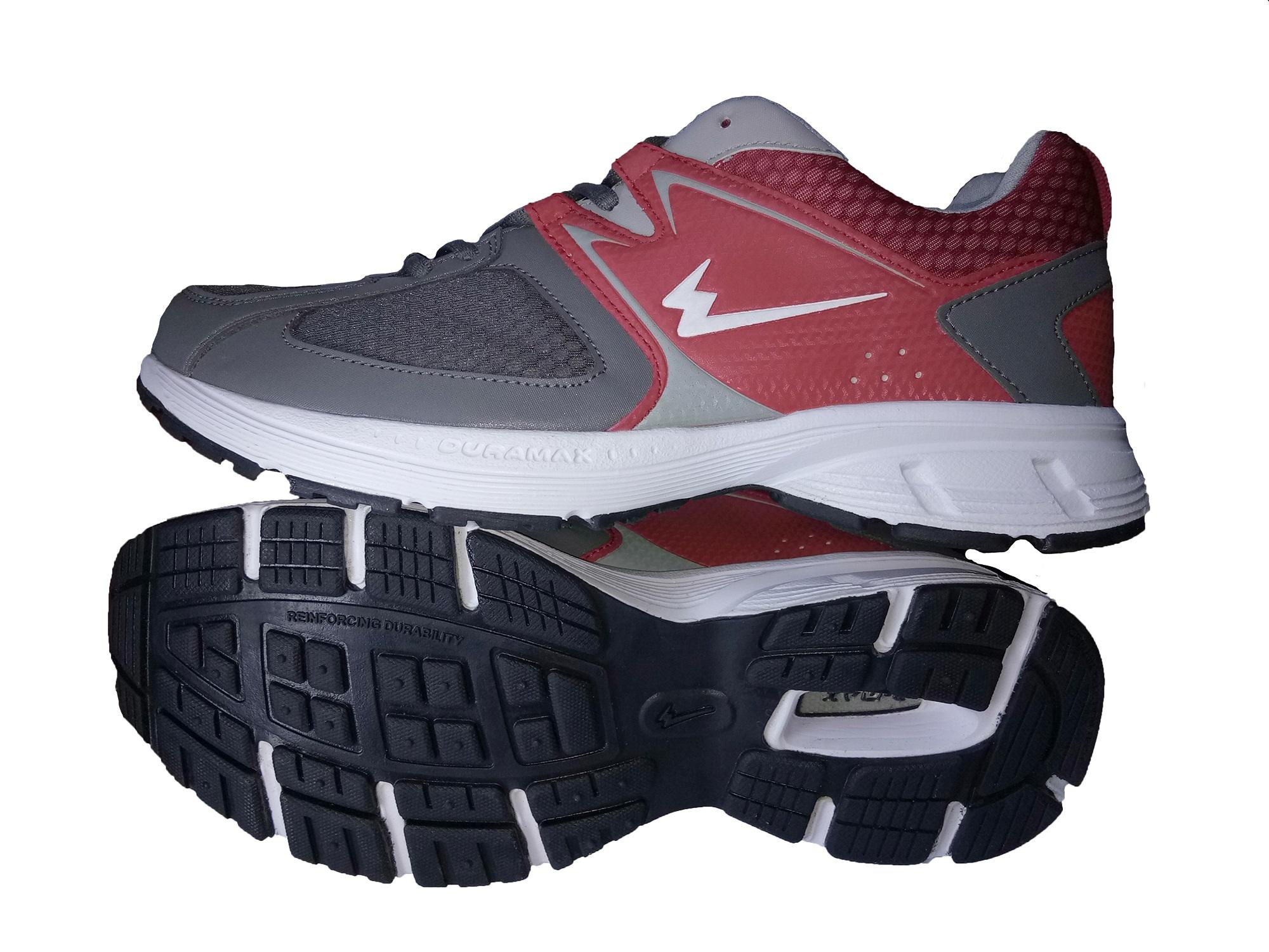 Buy Sell Cheapest Sepatu Runnung Eagle Best Quality Product Deals Cybertooth Badminton Cerva Red Sport Pria Lari