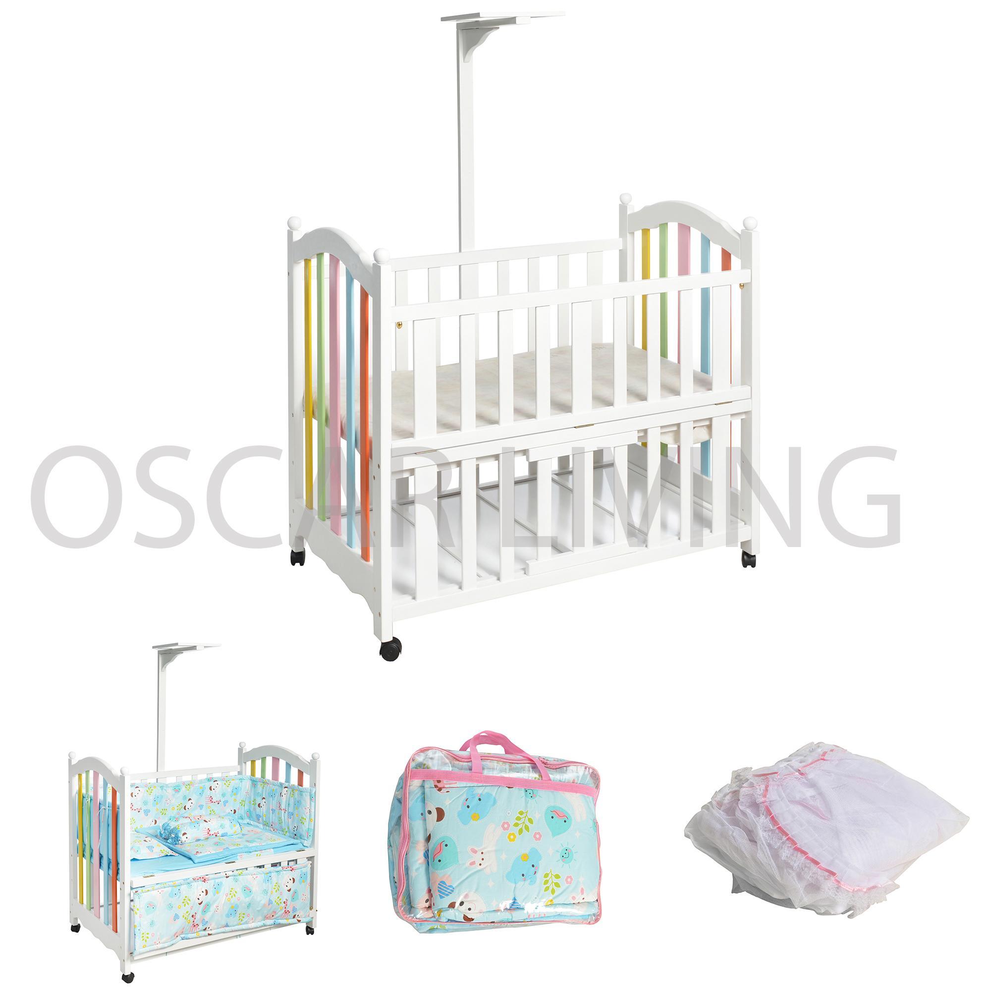 Baby Box Hakari 039 white ( PAKET Rabbit Blue - Pink )